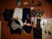Mi equipaje camino de Santiago Julio 2009